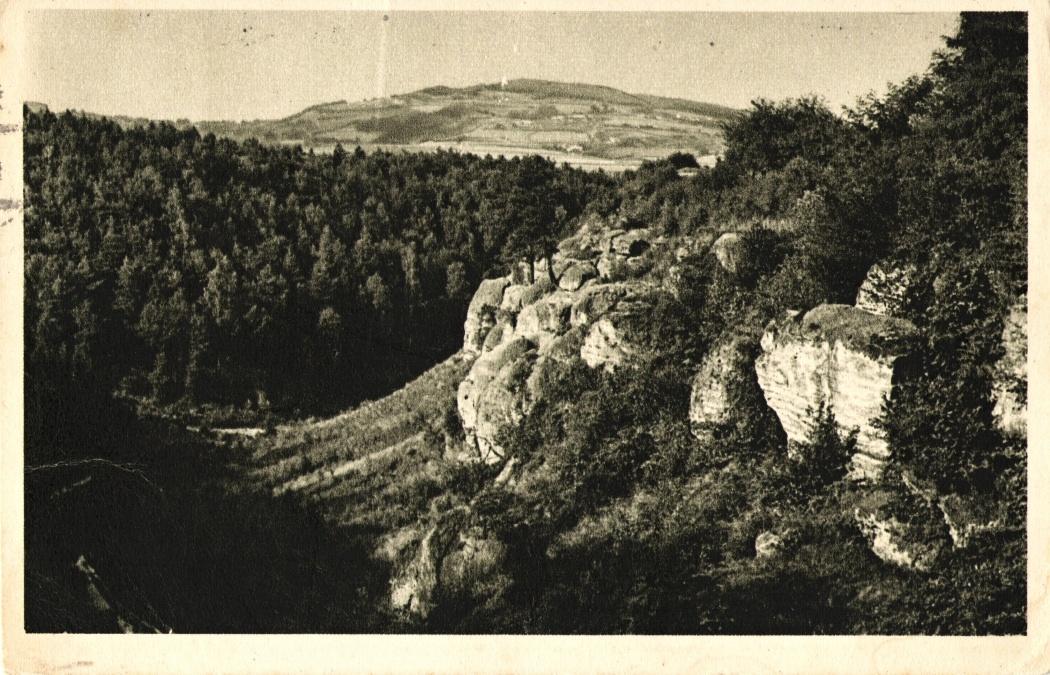 Vrátenská Hora 1946