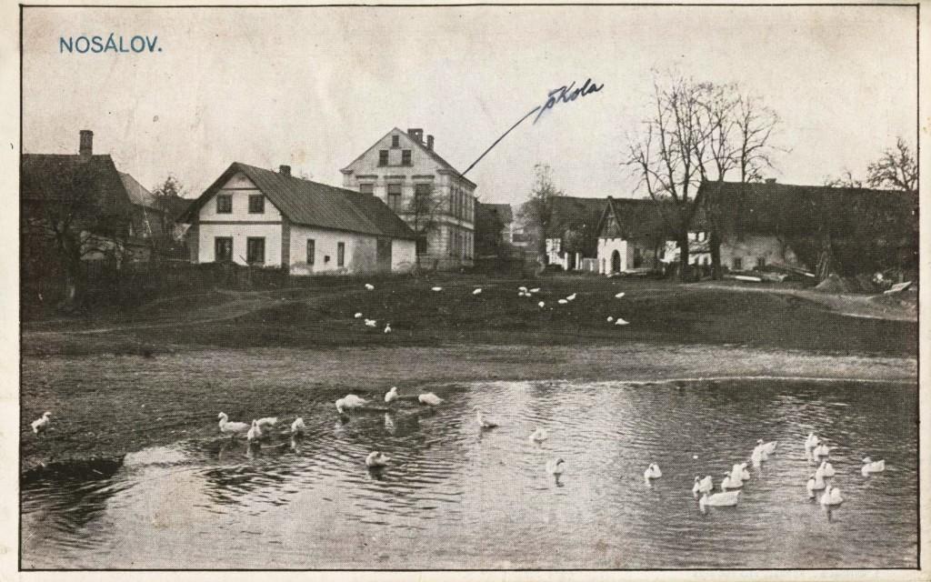 01 Nosálov pohlednice 1919