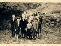 13 Libovická škola po válce na výletě, Líbal ze Mšena